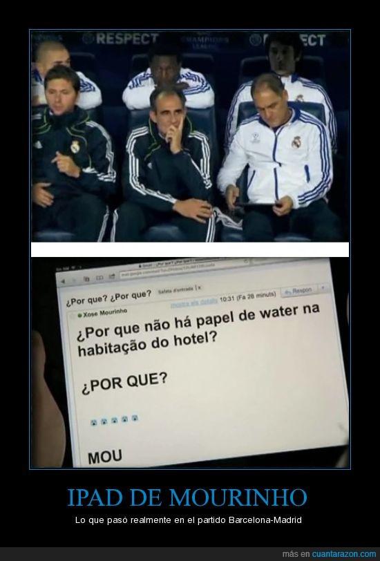 apm,apm?,barça,barcelona,ipad,madrid,mourinho