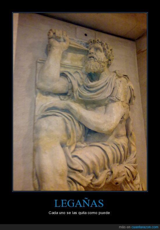 escultura,legañas,limpiar,ojo