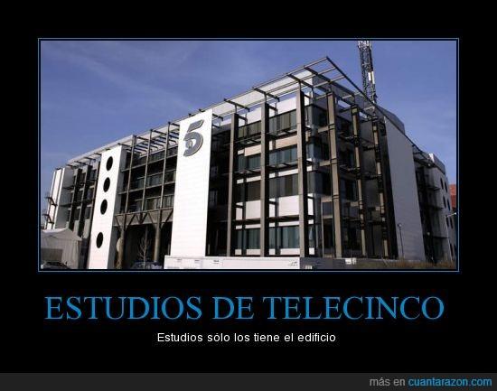 estudios,telebasura,Telecinco