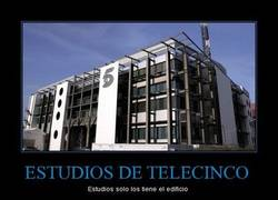 Enlace a ESTUDIOS DE TELECINCO