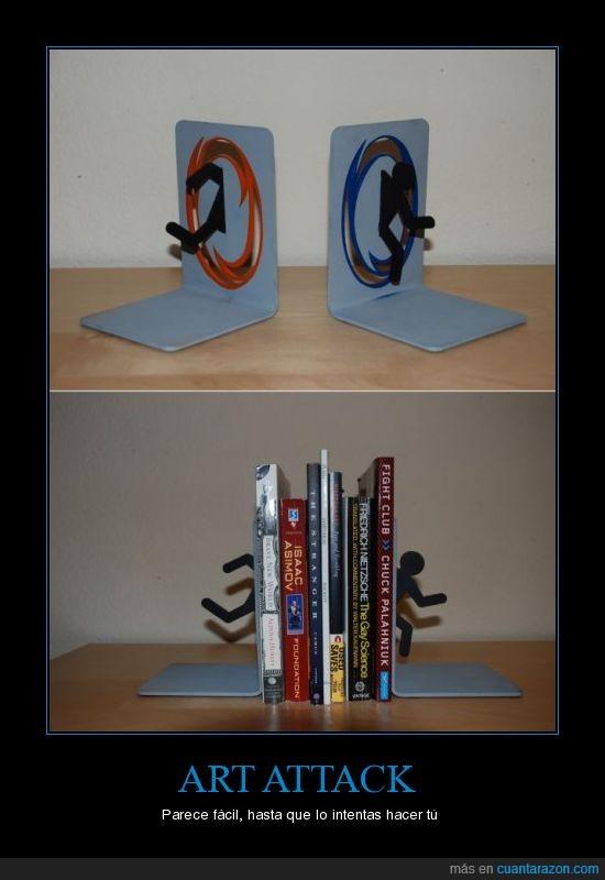arte,manualidades,separalibros