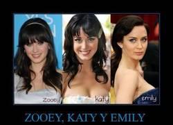 Enlace a ZOOEY, KATY Y EMILY