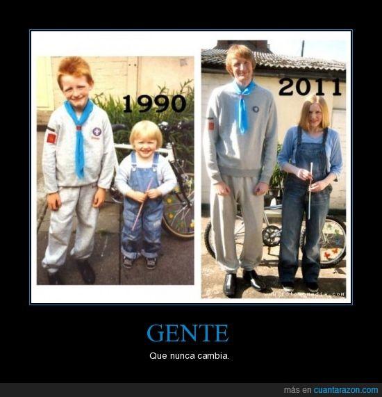 familia,foto,gente,nunca cambia