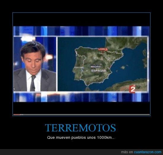 españa,internacionales,Lorca,notícias,terremoto