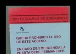 Enlace a EN CASO DE EMERGENCIA