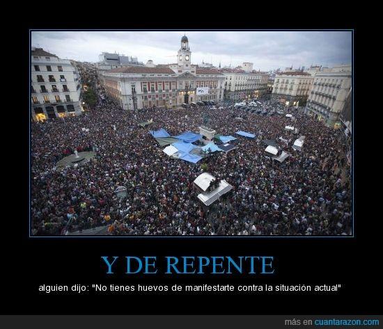 15M,cambio,crisis,madrid,manifestación,presidente,puerta del sol,revolución