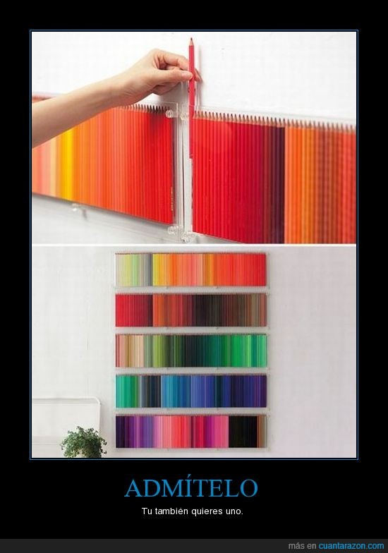 arte,colores,fila,lapices