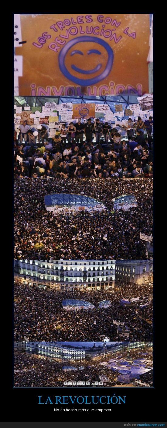 acampadasol,nolesvotes,nonosvamos,notenemosmiedo,panoramica,plaza,ppsoe,revolucion,sol,spanishrevolution,twitter
