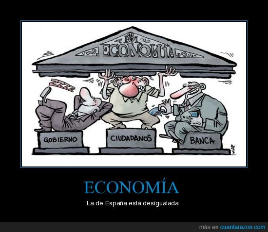 banca,ciudadanos,desigualdad,dinero,economia,españa,gobierno