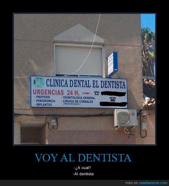 cartel,carteles,dentista