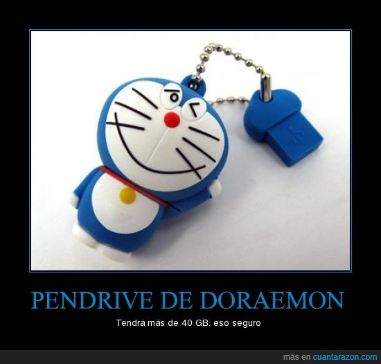 40 GB,Doraemon,Pendrive