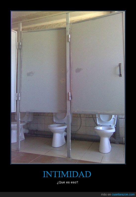 baños,intimidad,ver