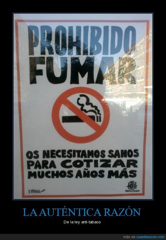 bar,cotizar,Fumar,ley,prohibido,razón