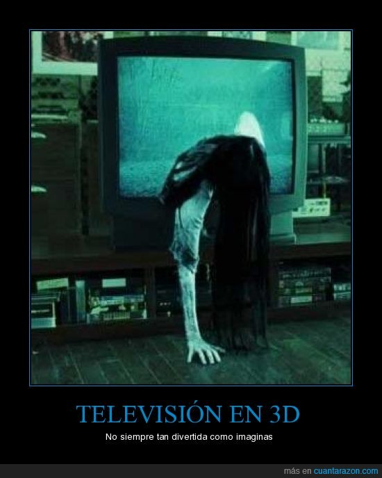 3D,The ring,TV