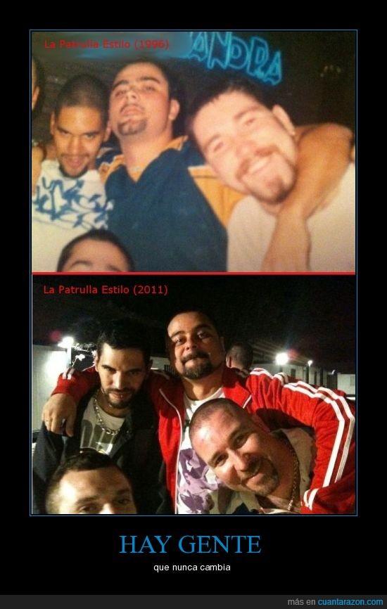 1994,2011,La Patrulla Estilo,Nach,Nerviozzo,Rap,Zatu