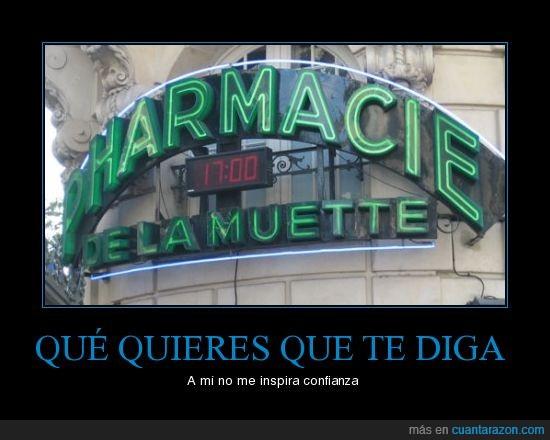 farmacia,muerte
