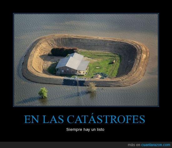 agua,casa,catastrofes,inundacion,muro