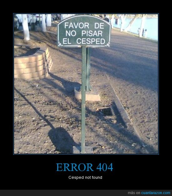 404,cesped,error,found