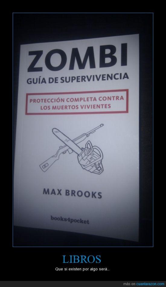 existir,libros,protección,realidad,zombies