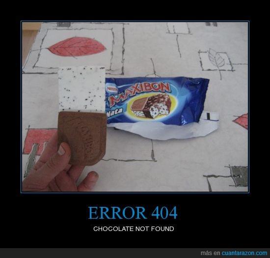 chocolate,fail,helado,maxibon
