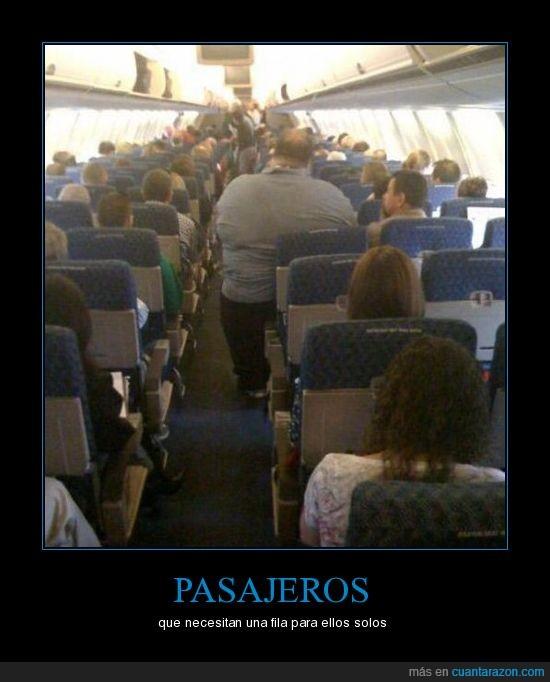 asiento,avion,gordo,pasajero