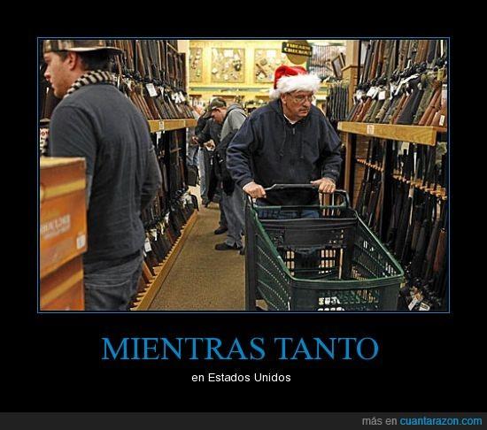 armas,compra,supermercado