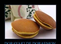 Enlace a DORAYAKI DE DORAEMON