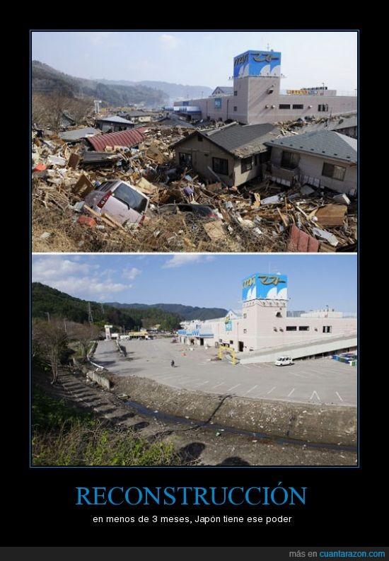 japón,reconstrucción,terremoto,tsunami
