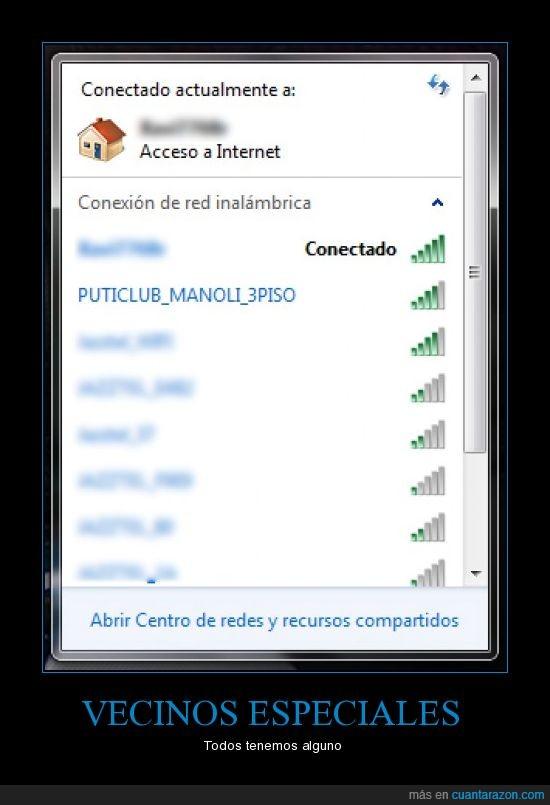 vecinos,wifi