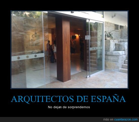 arquitectos,columna,españa