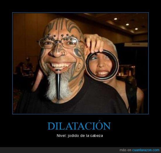 dilatación,pendiente,piercing,tatuaje