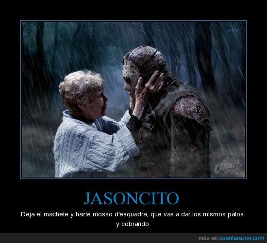 Jason,mossos