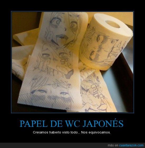 japonés,papel,váter,wc,wtf