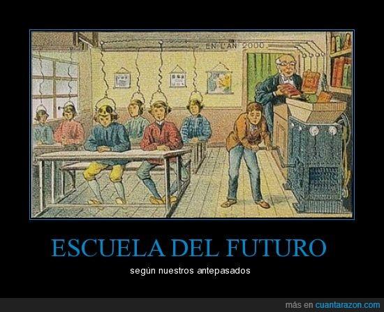 antepasados,escuela,futuro