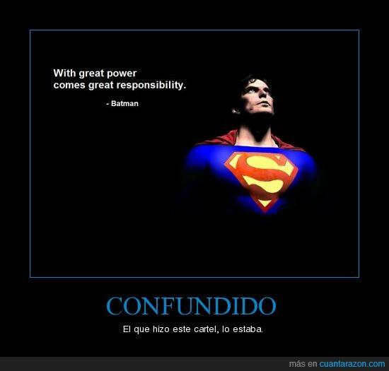 batman,confundido,spiderman,superman