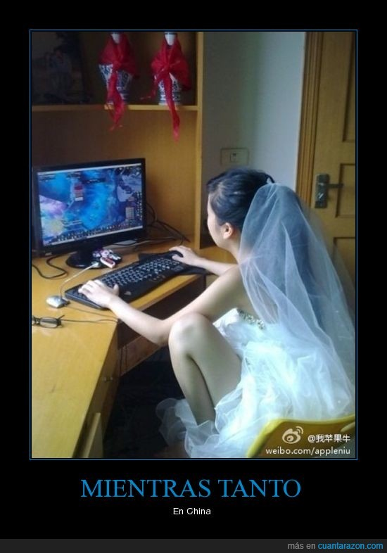 China,Mientras tanto,mujer,WOW