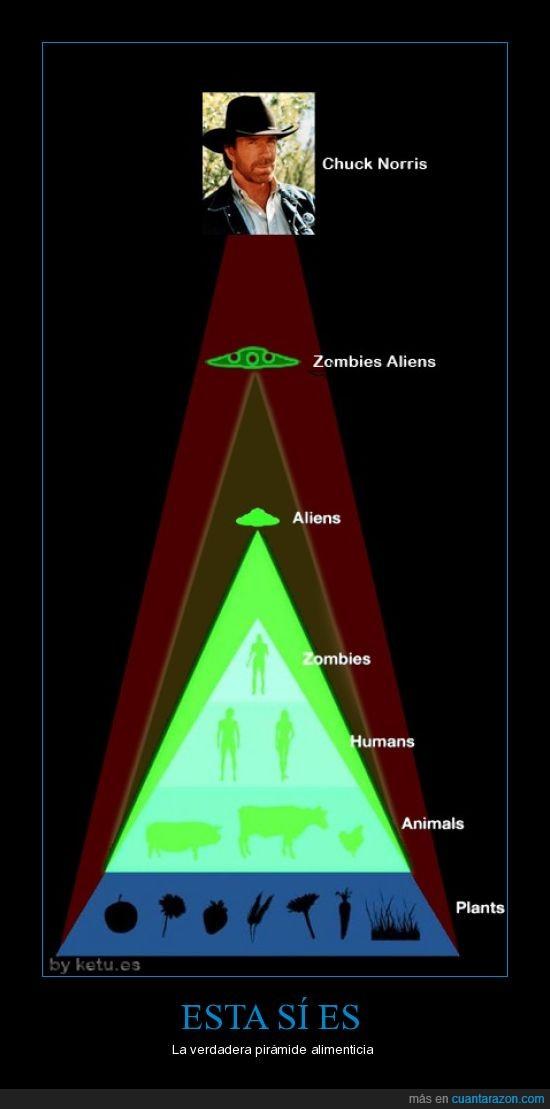 chuck,chuck norris,piramide