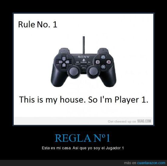 jugador,jugar,Regla Nº1,uno