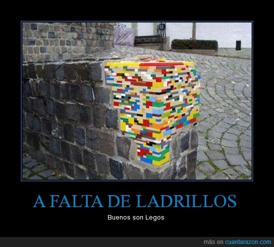 ladrillos,legos,muro