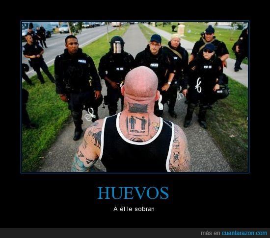 canis,golpes,huevos,mossos,policia