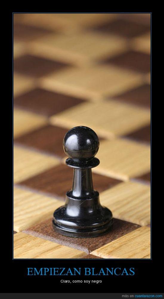 ajedrez,blancas,Discriminacion,negras,Racismo