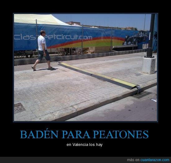 baden,peatones,valencia