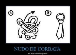 Enlace a NUDO DE CORBATA