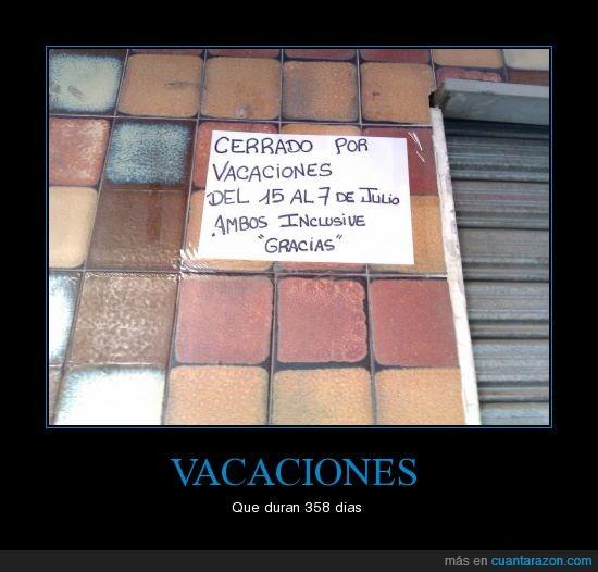 bar,cartel,vacaciones