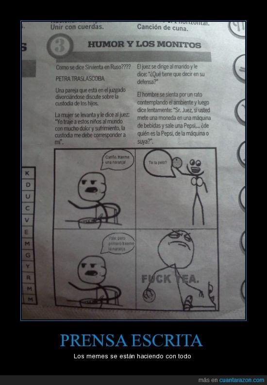 cuantocabron,memes,Periodico,viñeta