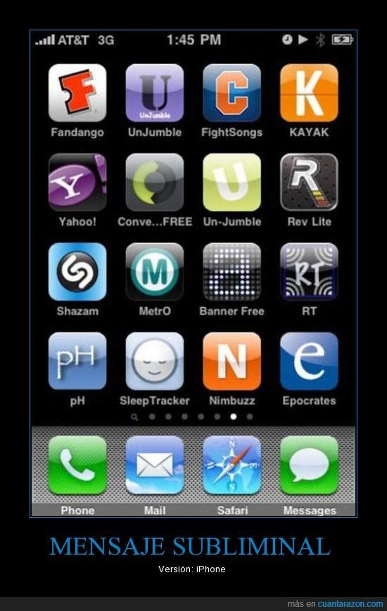 aplicaciones,iphone,phone,smart