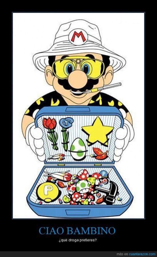 droga,infancia,mario