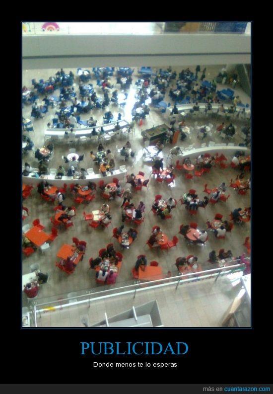 centro comercial el milenio.pepsi,publicidad,Venezuela