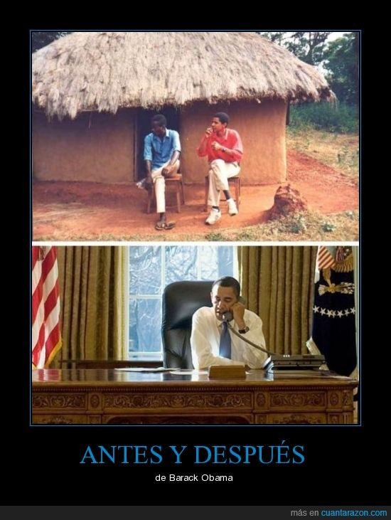 antes,despues,obama