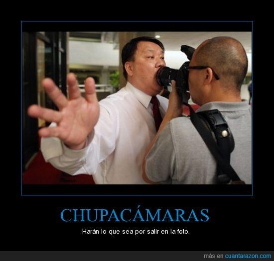 chupacámara,foto,primer plano